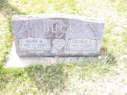Adah Hazel <i>Thompson</i> Buck