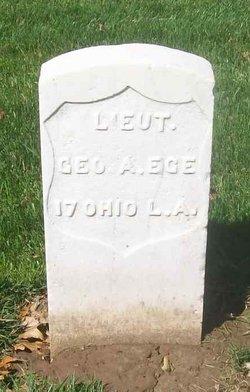 George Arthur Ege