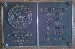 Ship Island Confederate Cemetery