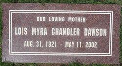 Lois Myra Dawson