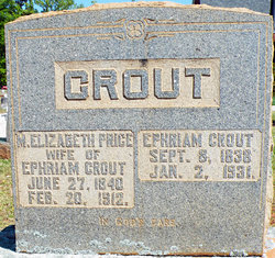 Ephriam Crout