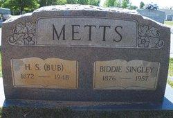 Henry Sligh Bub Metts