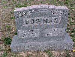Benjamin Lee Bowman