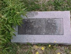 Mary E. <i>Young</i> Fore