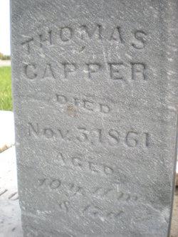 Thomas Capper