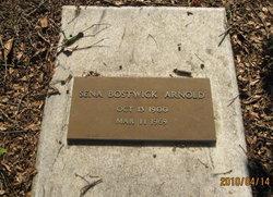 Sena <i>Bostwick</i> Arnold