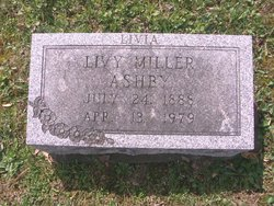 Livia Livy <i>Miller</i> Ashby