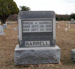 Phoebe Ann <i>Hurst</i> Harrell