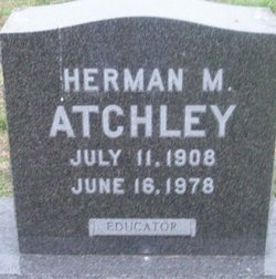 Herman M Atchley