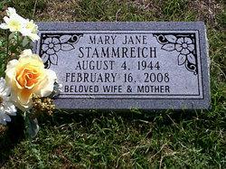 Mary Jane <i>Merritt</i> Stammreich