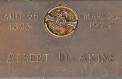 Albert D. Akins