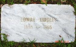 Burton Lowry Kirtley