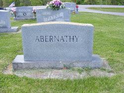 Elizabeth <i>Medford</i> Abernathy