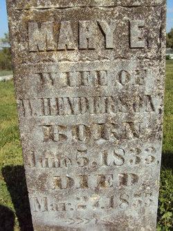 Mary Elizabeth <i>Breshears</i> Henderson