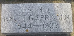 Knute G. Springen