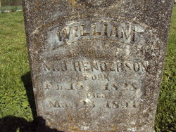 William Henry Henderson
