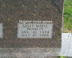 Sally <i>Mayse</i> Bennett