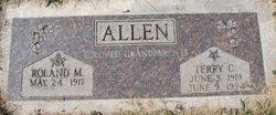 TERRY COLBERT ALLEN