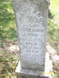 Mary Ann Baum