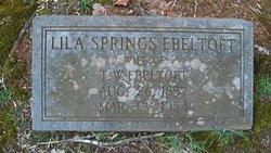 Lila <i>Springs</i> Ebeltoft