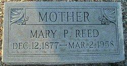 Mary R <i>Pou</i> Reed