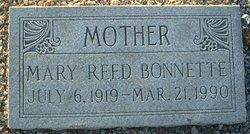 Mary Elizabeth <i>Reed</i> Bonnette