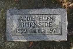 Addie Ellen <i>Mathys</i> Burnside