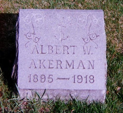Albert W Akerman