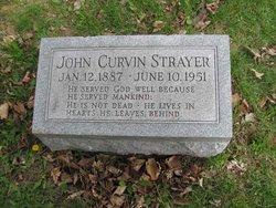 Dr John Curvin Strayer