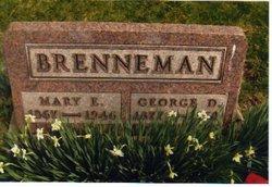 Mary Ella <i>Pontius</i> Brenneman