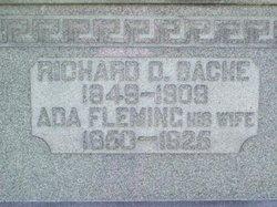 Richard Dallas Bache