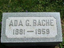 Ada G. Bache