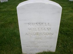 Russell William Anderson
