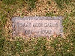 Beulah <i>Reed</i> Carlin