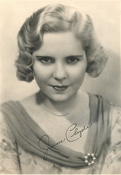 June Clyde