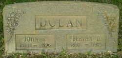 Bertha D. Dolan