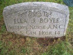 Ella J. Boyle