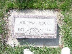 Mattie Minerva <i>Helm</i> Buck