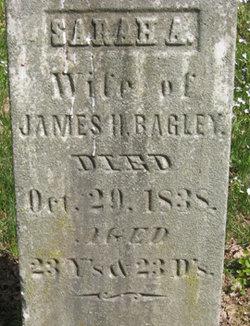 Sarah A. Bagley