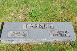 Delia Viola Ola <i>Tucker</i> Barnes