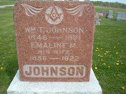 Emaline M <i>Gill</i> Johnson