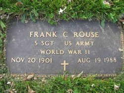 Frank Cecil Rouse