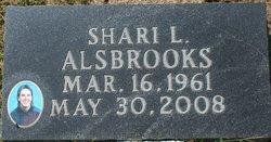 Shari L Alsbrooks