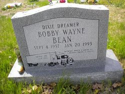 Bobby Wayne Bean