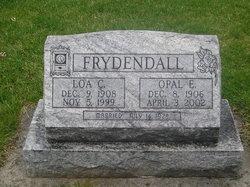 Opal <i>Swallow</i> Frydendall