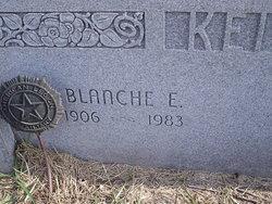 Blanche E <i>Langley</i> Keith