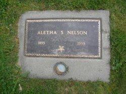Aletha <i>Stewart</i> Nelson