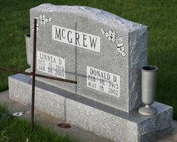 Donald D McGrew