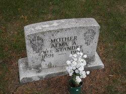 Alma A. <i>Standke</i> Bartel