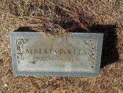 Alberta Dewees